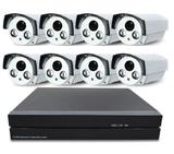 Уличный комплект видеонаблюдения 1080Р на 8 камер