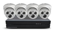 Внутрений комплект видеонаблюдения 1080Р на 4 камеры