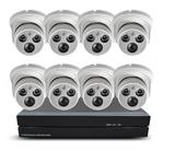 Внутрений комплект видеонаблюдения 1080Р на 8 камер