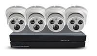 Внутрений комплект видеонаблюдения 960Р на 4 камеры
